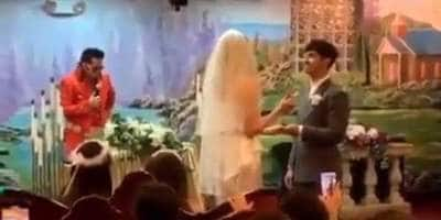 Joe Jonas And Sophie Turner Tie The Knot In A Surprise Wedding Ceremony In Las Vegas
