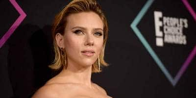 Black Widow Movie - Scarlett Johansson To Turn Producer