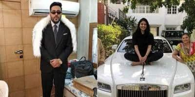 Badshah Welcomes A Rolls Royce Wraith Worth Rs 6.4 Crores Home Says Apna Time Aa Gaya
