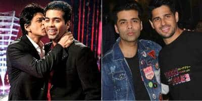 From Prabal Gurung To Shah Rukh Khan, These Are The Celebs Karan Johar Has Been Romantically Linked With