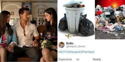 SOTY 2 Reactions: You Need To Check These Hilarious Tweets Before You Check Out Student Of The Year 2