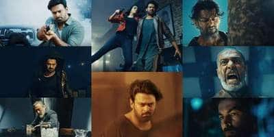 Saaho Teaser: Shraddha Kapoor Shares A Video Of Prabhas Fans Going Crazy In Theaters