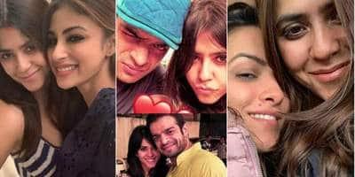 Happy Birthday Ekta Kapoor: TV Celebs Show Their Outpouring Love For The TV Czarina