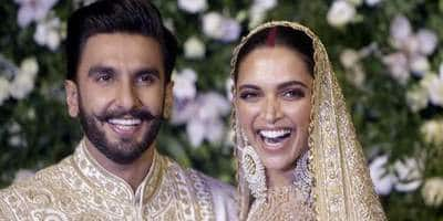 Ranveer Singh's Shudh Desi Comment On Deepika Padukone's  Blingy Look Is Stealing The Show
