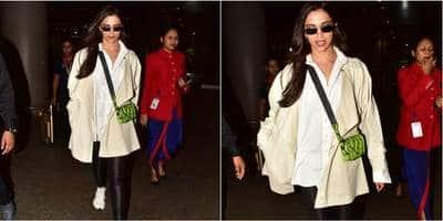 Get Deepika's Stunning Airport Look On A Budget