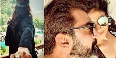 Viraasat Actress Pooja Batra Has Found Love Once Again In TIger Zinda Hai Actor Nawab Shah; Check Out Their Loved Up Pics