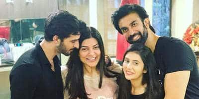 Sushmita Sen Shares An Emotional Note On Brother Rajeev's Marriage To Charu Asopa!