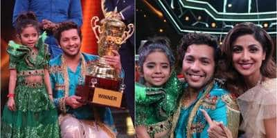 Super Dancer Chapter 3: 6 Year Old Rupsa Wins The Trophy, Takes The Cash Price Of Rs 15 Lakhs