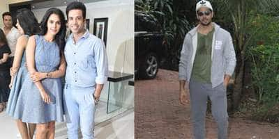 Spotted: Mallika Sherawat And Tusshar Kapoor Promote Boo, Sidharth Malhotra Looks Hot Even In Basics!