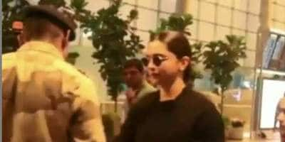 Deepika Padukone Asked To Furnish ID By Airport Security Personnel, What Happened Next Will Shock You!