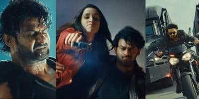 Saaho Teaser: The Prabhas-Shraddha Starrer Looks Straight Out Of A Thrilling Video Game!