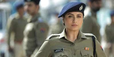 Rani Mukherjee Says, 'She Has Been Lucky To Have Received The Right Script At The Right Time'.
