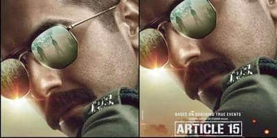Article 15 Review: Ayushmann Khurrana Shines In His Cop Act