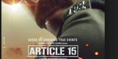 Article 15 Actor Ayushman Khurana Proclaims That There Is No Discrimination In The Industry