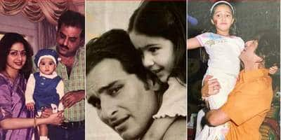 Bollywood Shares Videos And Pics On Father's Day
