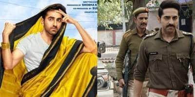 Ayushmann Khurranna Is On A Roll, Has 5 Releases In 10 Months