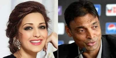 Pakistani Bowler Shoaib Akhtar Was A Crazy Fan Of Bollywood Actress Sonali Bendre, Carried Her  Picture In His Wallet And Even Wanted To Kidnap Her