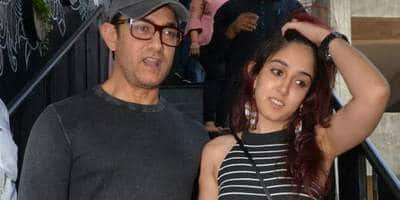 Ira Khan Pens Down A Father's Day Note For Aamir Khan