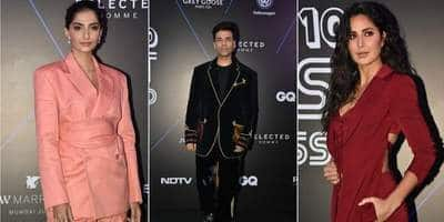GQ Best Dressed 2019: Couture, Classics And Head Scratchers, Bollywood Serves All Kind Of Fashion Inspirations At The Red Carpet