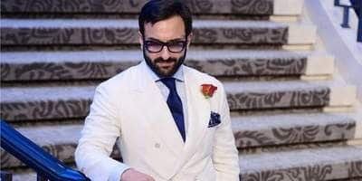 Saif Ali Khan Signs Yet Another Film, To Play An Indian Diplomat!