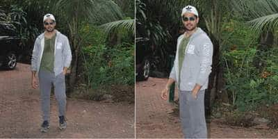 Siddharth Malhotra's Off Duty Look Can Be Yours, That Too On A Budget
