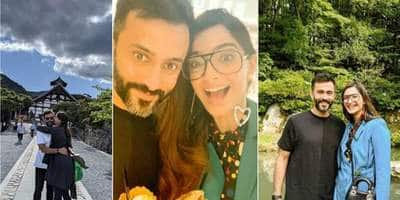 Sonam Kapoor And Anand Ahuja's Vacation Pictures From Kyoto Will Put Japan In Your Holiday Bucket List