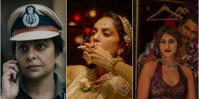 From Sacred Games' Cuckoo to Leila's Shalini, 10 Kickass Women We Saw In Recent Indian Web Series