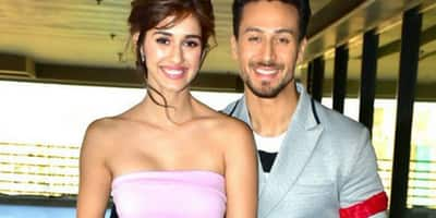 Watch: Tiger Shroff Wishes Alleged Girlfriend Disha Patani On Her Birthday With A Crazy Old Dance Video And We Are Amazed!