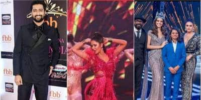 Femina Miss India 2019: Bollywood Celebs Amp Up The Glamour Quotient Of The Evening