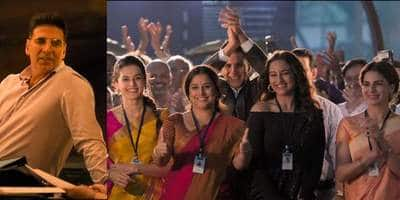 Mission Mangal Trailer: Akshay, Sonakshi, Vidya, Taapsee Starrer Is All About Defying The Impossible