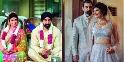 Pooja Batra, Nawab Shah Look Surreal In These Wedding Pictures