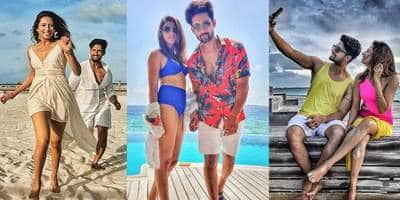 Ravi Dubey And Sargun Mehta's Maldives Vacation Pictures Will Make You Crave For A Holiday!