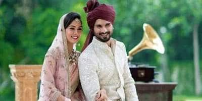 Here Is How Mira Rajput Wished Husband Shahid Kapoor On Their Fourth Wedding Anniversary!