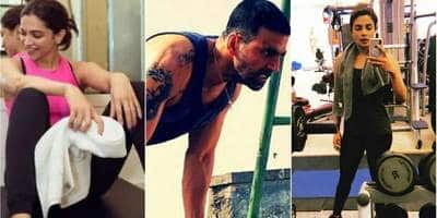 These Bollywood Stars Are Among The Top 30 Fitness Influencers Of The Country