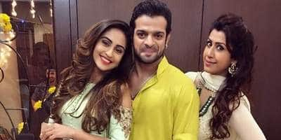 Mumbai Rains: Karan Patel Comes To Krystle D'Souza's Rescue As She Gets Stranded Due To The Heavy Downpour