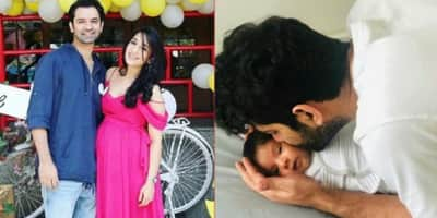 Barun Sobti's Daughter, Sifat's First Pictures Out As She Turns A Month Old!