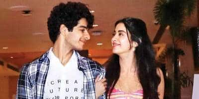 Janhvi Kapoor-Ishaan Khatter's Romance Approved By Kapoor Family?