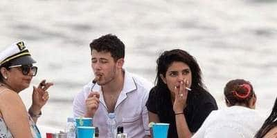 Priyanka Chopra Lights Up A Cigarette In Miami, Feels The Heat From Twitterati