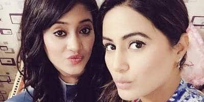 "Hina Khan Slams Comparison With On-Screen Daughter Shivangi Joshi, Says ""Shivangi Is A Beautiful Girl!"""