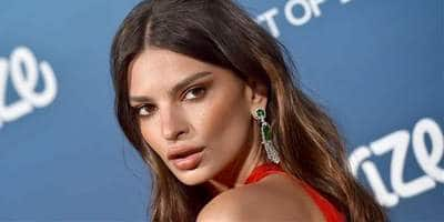 Emily Ratajkowski Does A Photo Shoot And Her Armpit Hair Is Driving Netizens Crazy