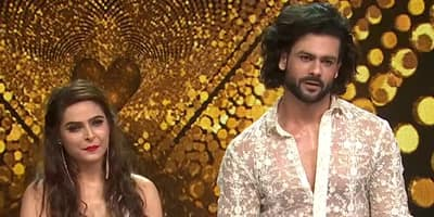Madhurima Tuli On Slapping Vishal Aditya Singh During Rehearsals: It Was 'Too Private To Be Seen By The Public'!