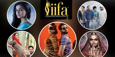 IIFA 2019 Nominations: Raazi, Sanju, Andhadhun, Badhaai Ho And Padmaavat Lead The List In Various Categories!