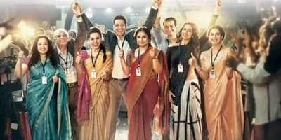 Mission Mangal Box Office Day 3: The Akshay, Vidya And Taapsee Starrer Continues To Dominate The BO, Reaches Rs. 70.02 Crores