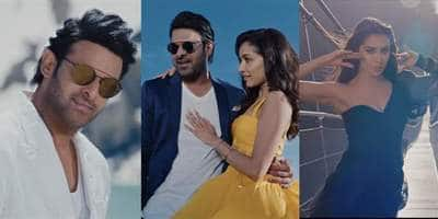 Saaho Enni Soni Song: Prabhas And Shraddha Have A Lot Of Swag, The Song However Doesn't!