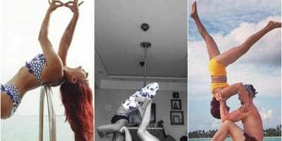 Aashka Goradia Or Her Yoga Skills, We Don't Know What Is Hotter In These Pictures
