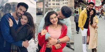 Rajeev Sen And Charu Asopa Are Having A Swiss Honeymoon And The Pictures Scream Love!