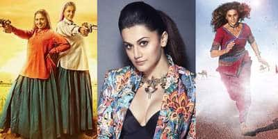 Taapsee Pannu Has Her Hands Full And These Upcoming Projects Are Proof!