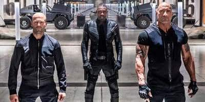 Hobbs & Shaw Review - The Fast &Furious Spin Off Is Cheesy, Dumb And Fun