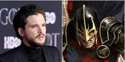 Kit Harington Joins MCU To Debut In The Eternals