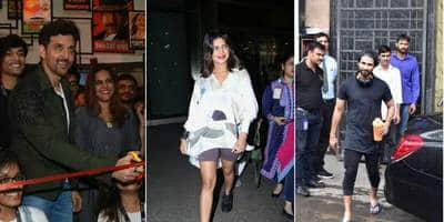 Spotted: Priyanka Chopra Back To India